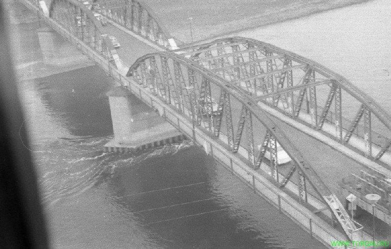 Старый мост через Эльбу